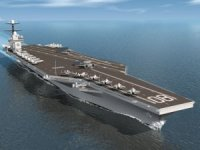 US Navy unveils name of newest Ford-class aircraft carrier