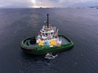 """Flower Power"" from Sanmar and Robert Allan Ltd. – 200 Tugs and Counting…"