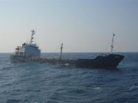 Crew Evacuated from Sinking Bitumen Carrier in Arabian Sea