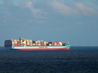 Maersk Boxship Suffers Engine Failure in Gibraltar Strait