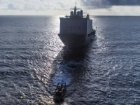Dutch amphibious transport ship to undergo midlife upgrade