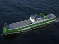 Wartsila to Equip Finnlines' Ferries with Hybrid Systems