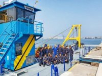 Mexican Navy receives two new dredgers