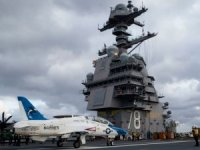 US Navy's Ford aircraft carrier completes compatibility testing
