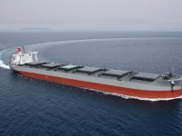 K Line: New Corona-Class Coal Carrier Delivered