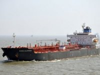 Tanker with violent migrants on board made emergency call