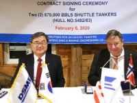 DSME Inks Deal with KNOT for Shuttle Tanker Duo