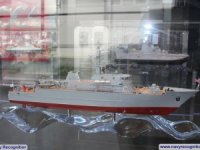 Russia ready to start production of Indian Alexandrit-E minesweeper