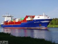 OOCL Rauma Loses Containers off Dutch Coast