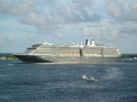 Cruise Ship Banned over Coronavirus Fears Arrives in Cambodia