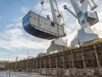 Keel Laid for New Swedish-Finnish Ferry