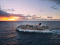 Carnival Cruise Line Inks 5-Year Agreement with City of Norfolk