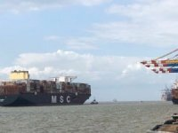 DNV GL container ship fire notation awarded to MSC Gülsün-class