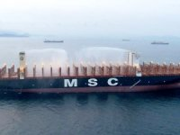 DNV GL Grants MSC New Boxship Fire Safety Notation