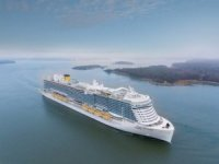 Costa Cruises' LNG-Fueled Flagship Named in Savona