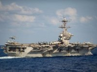 Sailors Aboard USS Theodore Roosevelt Test Positive for COVID-19