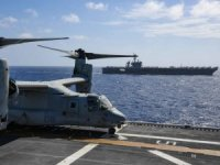 USS Theodore Roosevelt: COVID-19 cases rise, evacuation of sailors underway