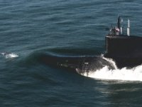 US Navy: New fast-attack submarine commissioned