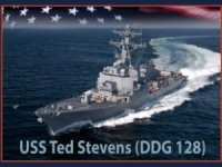 HII starts fabrication of new US destroyer Ted Stevens