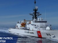 Eastern Shipbuilding to build second offshore patrol cutter for USCG