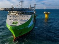 Living Stone starts wiring SeaMade array