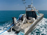 Elbit Integrates TRAPS onboard its Seagull USV