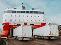 Viking Line's freight transport standing firm against COVID-19 impact