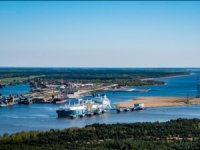 KN puts LNG terminal capacity up for grabs
