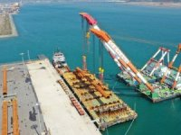 First pin piles for Taiwanese offshore wind farm loaded in South Korea