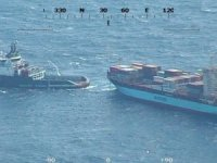 Maersk Ship Loses Propulsion After Fire in Caribbean Sea