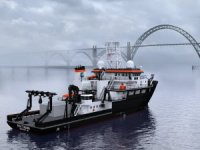 Hamann technology for new US research ships