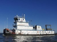 Metal Shark Delivers First Steel-Hulled Inland Towing Vessel