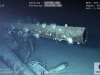 Veteran battleship USS Nevada found in Pacific
