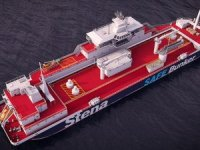 Sweden's Stena develops new LNG bunkering vessel concept