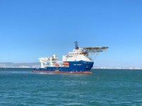 Nortrans ROV vessel on Shell duty off Nigeria