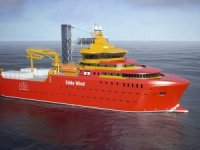MacGregor equipment for new Edda Wind offshore wind service vessels