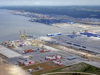 Gazprom working on Ust-Luga LNG finacing