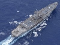 USS Blue Ridge Stays At Sea Due to COVID-19 Pandemic