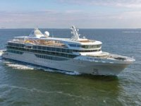 Da Hoop Conducts Remote Sea Trials for Silversea Newbuild