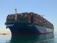 World's Largest Container Ship Transits a Suez Canal in Transition