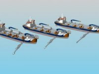 Van Oord inks green loan for LNG-powered dredgers
