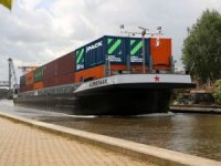 ZES partners develop emission-free barge concept