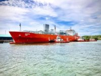 Petronas delivers first Myanmar LNG cargoes