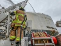 Fire Aboard Hoegh Xiamen Contained