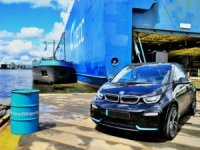BMW to test marine biofuel with UECC, GoodShipping