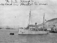 The Legacy of the WWI Cutter Tampa
