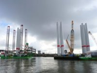 Apollo heads to SeaMade with first turbine sets