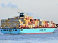 Mariners Test Positive for COVID-19 Onboard U.S.-Flagged Maersk Idaho