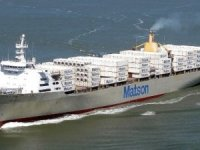American Boxship Rescues Three Sailors Off Hawaii