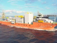 ABB supplies power system for De Beers' diamond recovery vessel
